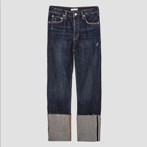 Zara The Vintage Straight in Samurai Selvedge